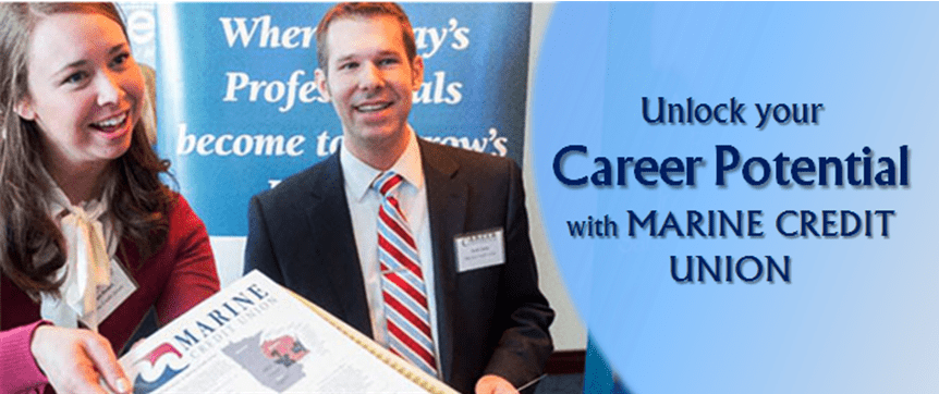 Unlock your career potential with Marine Credit Union