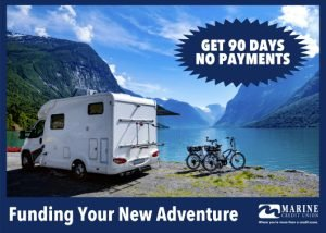90 day no pay recreational vehicle