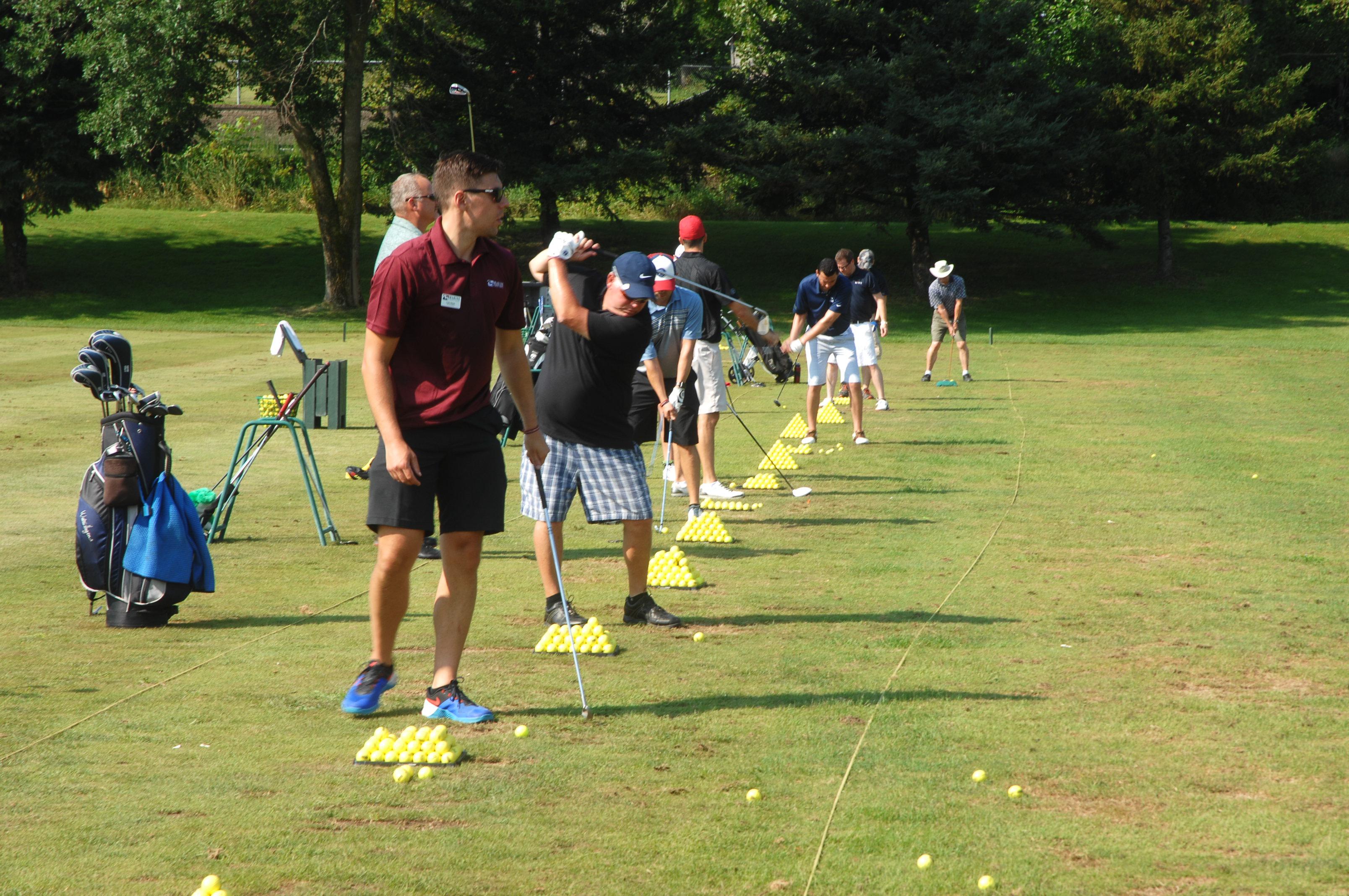Third Annual MCU Fouondation Golf Outing