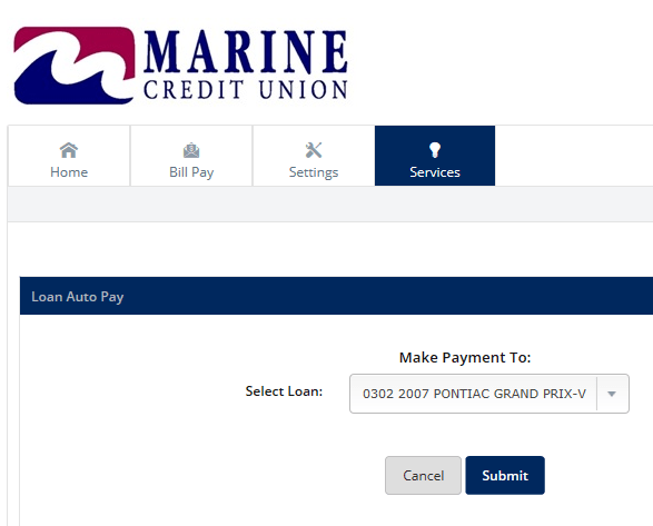 Loan Selection for Auto-Pay